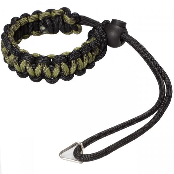 kalahari loop! Handschlaufe, schwarz/camouflage