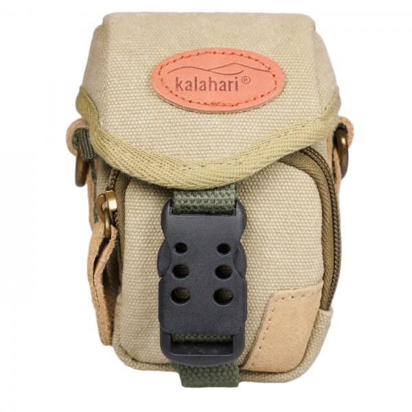 kalahari GOBABIS K-2 Kompaktkameratasche, khaki